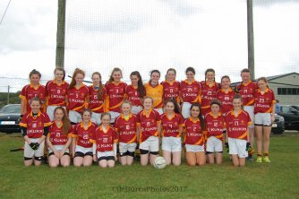 U16 B League Champions: Youghal